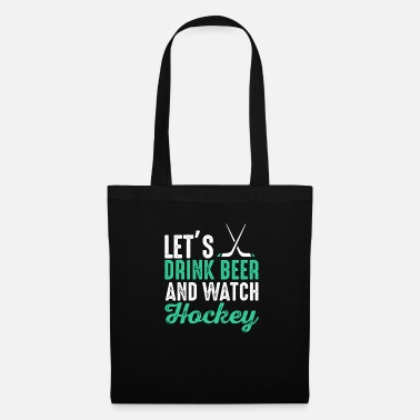 Hockey hockey - Tote Bag