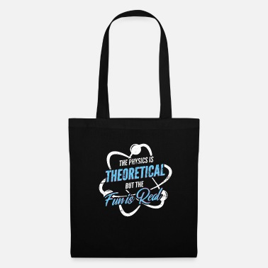 Motion Theoretical physics - Tote Bag