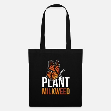 Caterpillar Milkweed design Gift for Monarch Butterfly Nature - Tote Bag