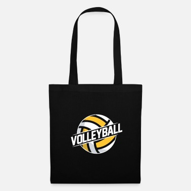 Volley Volley-ball de beach volley - Tote Bag