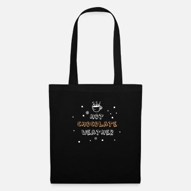 Weather Winter snow snow - Tote Bag