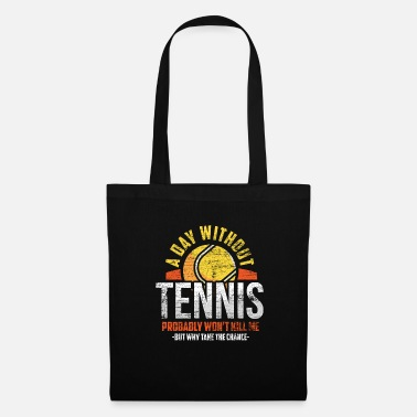 Fitness Tennis lovers - Tote Bag