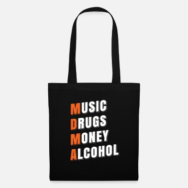 Hallucination MDMA Molly Drogue d'ecstasy - Tote Bag