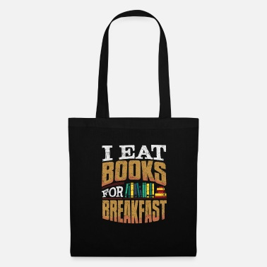 Recreational Books are my food - Tote Bag