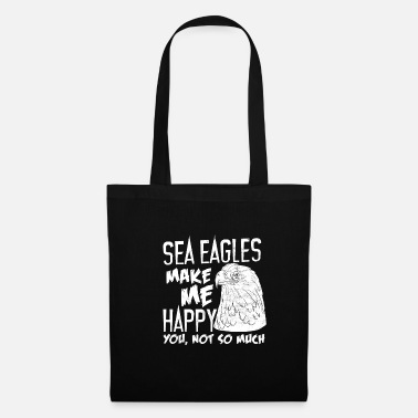 Bald Eagle White-tailed eagle happiness gift - Tote Bag