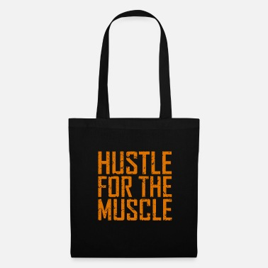 Pumpa Fitness Hustle Muscle - Tygväska