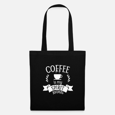 Pretty Coffee time - coffee cup - Tote Bag