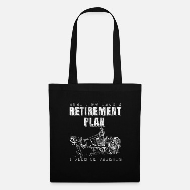Chicken Agriculture Farmer Pensions - Tote Bag