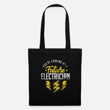 Electrical Engineering Electrician training - Tote Bag