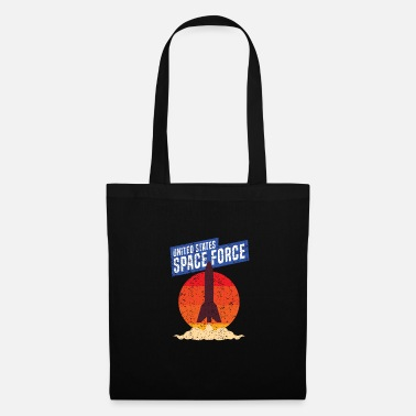 Nasa United States Space Force Rocket Shirt cadeau - Tote Bag