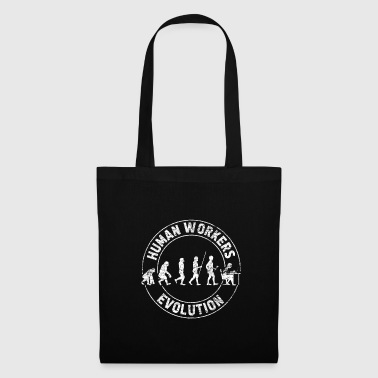 Evolution du travail - Tote Bag
