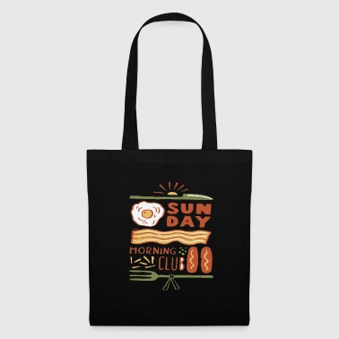 Sunday morning club - Tote Bag