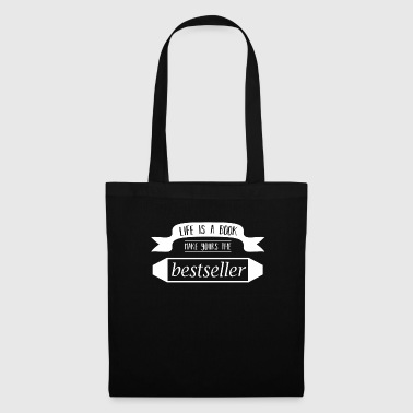 Life is a book - Tote Bag