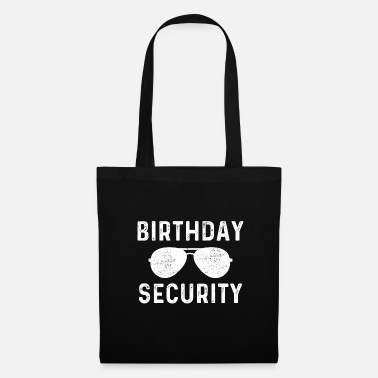 Glass Birthday security - Tote Bag