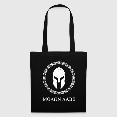Spartiates Sparta - Molon Labe - Tote Bag