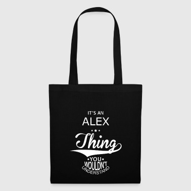 Alex - Tote Bag