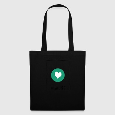 I Love Milwaukee - Tote Bag