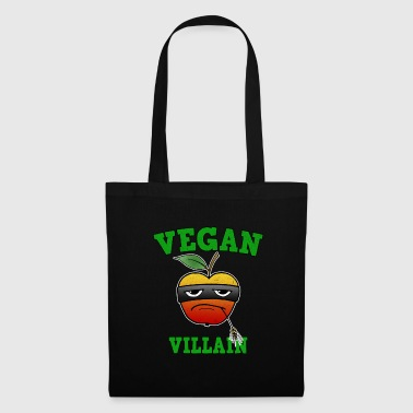 Apple vegan villain fruit gift - Tote Bag