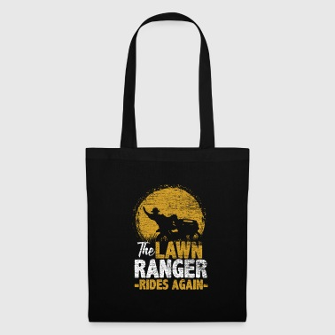 The Lawn Ranger Rides Again - Gift Idea Nature - Tote Bag