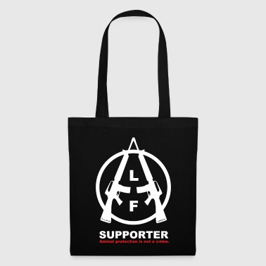 A.L.F. Supporter | Animal Liberation Front - Stoffbeutel