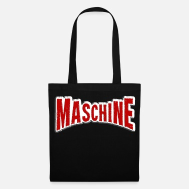 Armoire machine t-shirt force de musculation corps animalier - Tote Bag