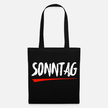 Sunday Sunday - Tote Bag