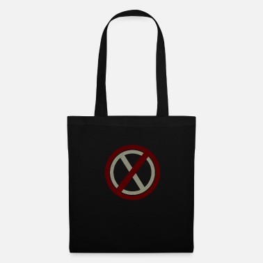 Prohibition Prohibitions prohibit warning signs and signs - Tote Bag