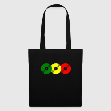 Reggae records - Tote Bag