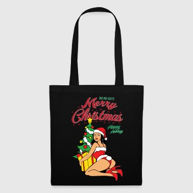 Sexy Pinup Girls Noël Noël Noël Advent - Tote Bag