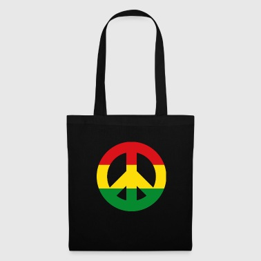 Peace Sign Reggae - Stoffveske