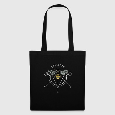 Bee wasp hornet honeycomb swag gift idea - Tote Bag