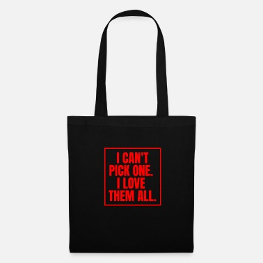 Kpop I can not decide, I love everyone - Tote Bag