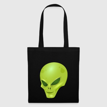 scifi alien Alien - Tote Bag
