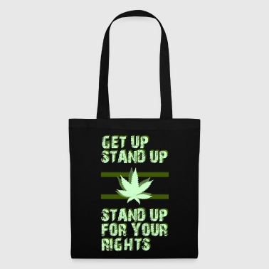 Get Up Stand Up... - Stoffbeutel