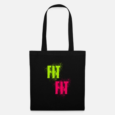 Fitness Fit Fit - Tote Bag