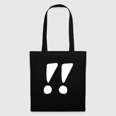 Exclamation mark exclamation mark - Tote Bag