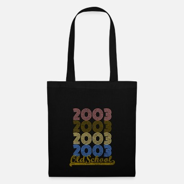 Old School Old School 2003 - Tote Bag