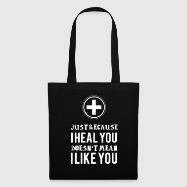 Pen and paper healer healer - Tote Bag