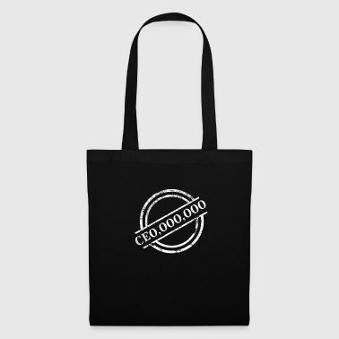 CE0000000 Chef de la conception - Tote Bag