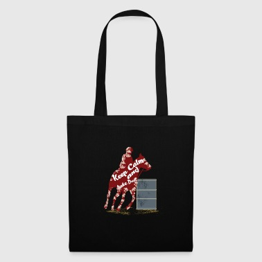 In the saddle - Tote Bag