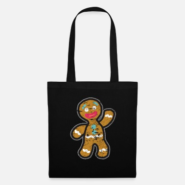 Man Gingerbread man - Tote Bag
