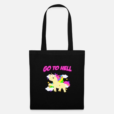 Hilarant Poney hilarant - Tote Bag