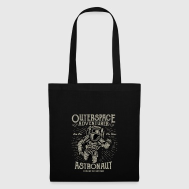 Outerspace Adventurer Design - Tote Bag