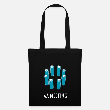 Meeting AA meeting - Tas van stof