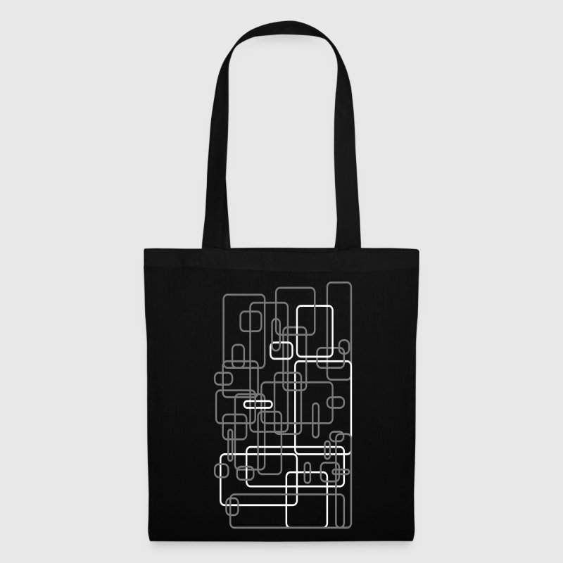 Abstract / rectangle / square / Design / Art 2c - Tote Bag