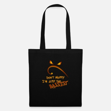 Do not worry I'm just the bassist - Tote Bag