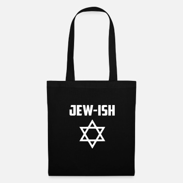 Funny Gym jew ish star funny quote - Tote Bag