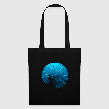 October scary Castle - Tote Bag