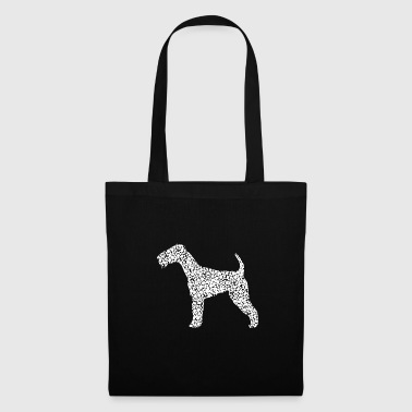 Stafford Dog Paws Terrier - Tas van stof