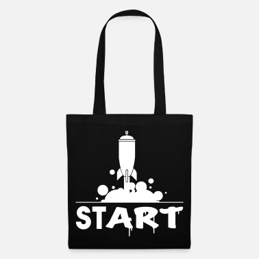 Start START ART - Tote Bag